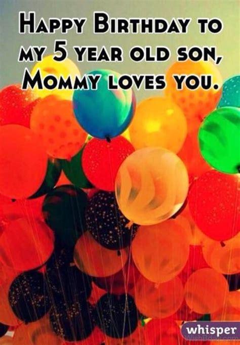 Happy Birthday Wishes 5 Year Boy 52 5th Birthday Wishes