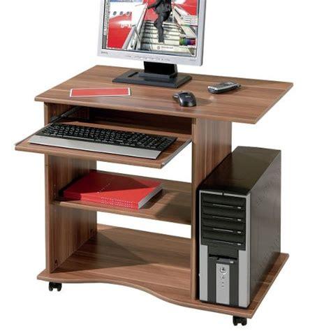 Tesco Computer Desks Buy Aspect Design Computer Desk With Two Storage Shelves From Our Office Desks Tables Range