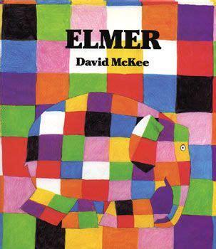libro elmer and the rainbow best 20 elmer the elephants ideas on the elephants rainbow fish activities and