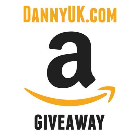 How Does Amazon Giveaway Work - blog sweepstake giveaway win amazon gift cards dannyuk