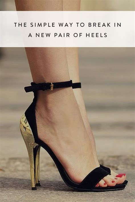 the simple way to in a new pair of heels style