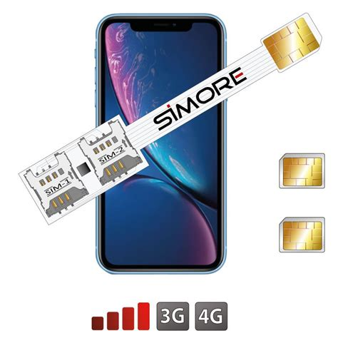 iphone xr dual sim adapter speed x xr dualsim with protective 4g lte 3g compatible