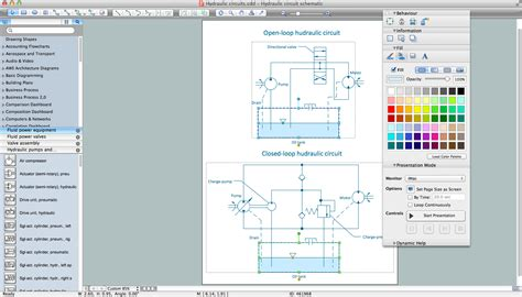 program for drawing diagrams mechanical drawing symbols process flow diagram symbols