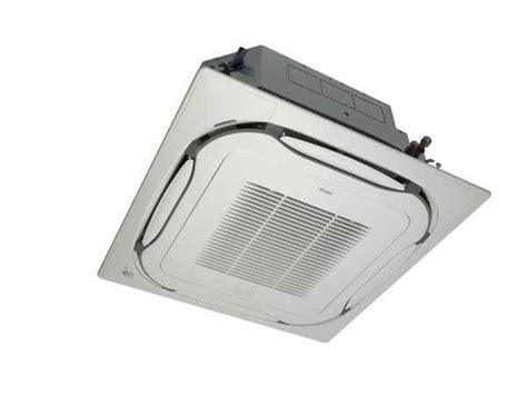 condizionatori a soffitto daikin climatizzatore a cassette a soffitto daikin fcqhg125f