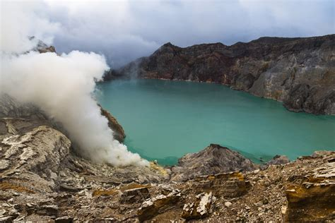 Bromo Ijen Tour From Bali   IJEN CRATER, IJEN BLUE FIRE