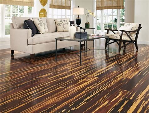 rooms with tiger or STRIPED BAMBOO FLOORING   Google