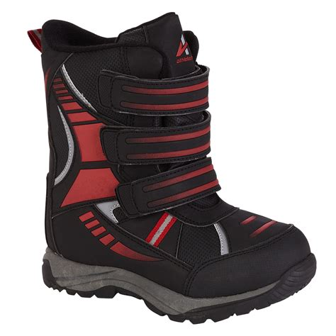 winter boots from kmart