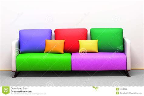 cuscini colorati cuscini colorati fotografie stock libere da diritti