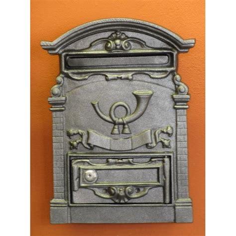 cassetta lettere cassetta per lettere corno alluminio