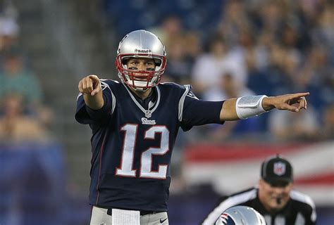 tom brady looks better than ever for new england patriots new england patriots tom brady will be better than ever