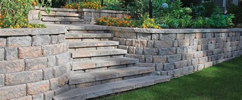Retaining Wall Stairs Design A Grand Entrance Dramatic Garden Views And Designated Outdoor Living Areas Can Be Enhanced By