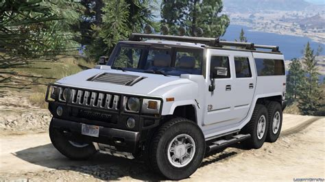Jeep Hummer 2017