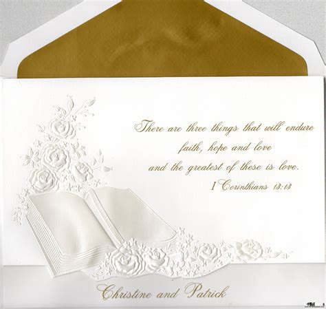 Bible Wedding And by Biblical Quotes For Wedding Cards Quotesgram Wedding