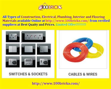 electrical wiring accessories wholesale suppliers india