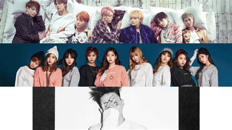 twice and bts bts twice and jay park all hit it big on world billboard