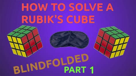 snyder method tutorial rubik s cube noahcubes how to solve a rubik s cube blindfolded part
