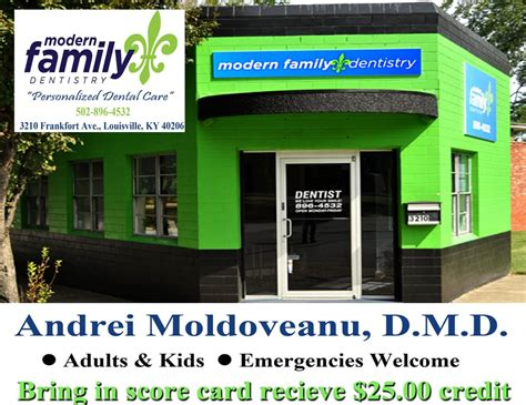 Modern Family Dentistry   15 Reviews   General Dentistry   3210 Frankfort Ave, Crescent Hill