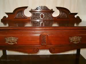 red walnut serving buffet antiques atlas