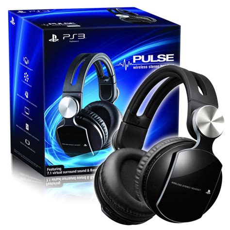 Headset Sony Ps3 ps4 firmware adds pulse headset 7 1 surround sound onpause
