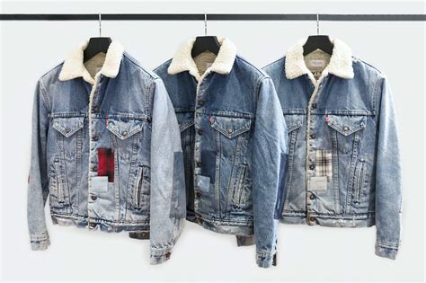 Levi S Patchwork - levi s teams up with ovadia sons on vintage patchwork