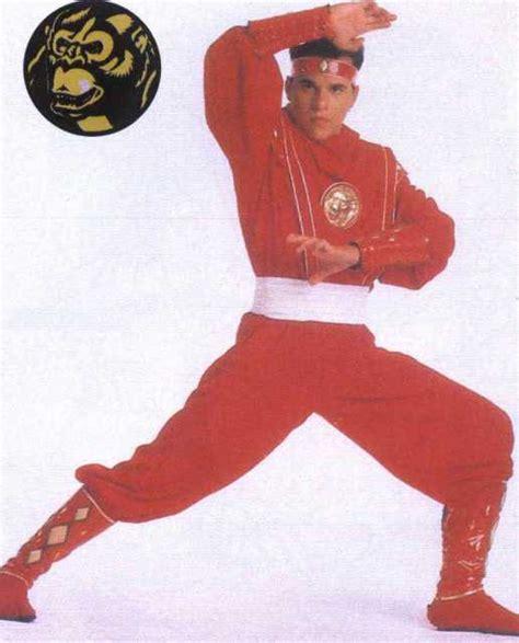film ninja ranger red power ranger character comic vine