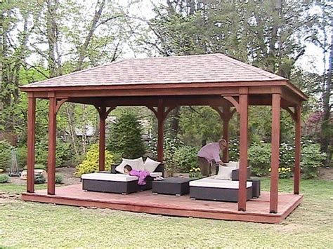 backyard pavilion kits backyard pavilion kits dop designs