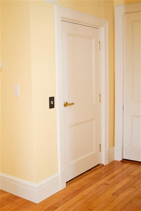 Colonial Interior Doors Home Elevator Colonial