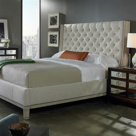 Vanguard Bedroom Furniture Vanguard Furniture Cleo Bed Customizable Luxury Bedroom Furniture