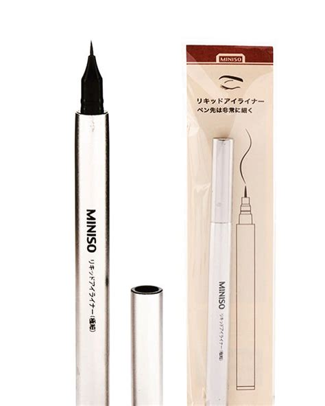 Mk 3in1 Eyeliner Set miniso official minisoofficial