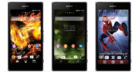 cute themes for sony xperia xperia themes how it works and where to get it