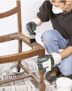 stuhl lackieren anleitung tipps zur restauration alter m 246 bel