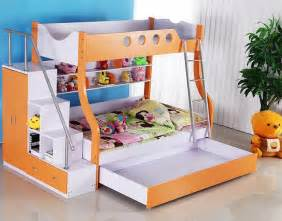 Cheap Toddler Beds For Sale Orange Wood Triple Bunk Beds For Kids On Sale Buy Triple