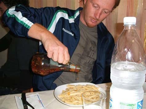 alimentazione pre gara calcio bellaria cappuccini calcio ottobre 2006