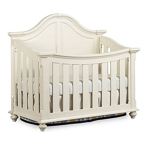 Bassett Convertible Crib Bassettbaby 174 Premier Benbrooke 4 In 1 Convertible Crib In Cottage Bed Bath Beyond