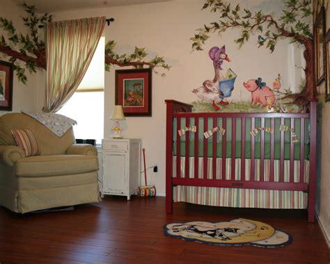 Jackson S Vintage Mother Goose Nursery Project Nursery Goose Nursery Decor