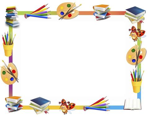 imagenes para trabajos escolares m 225 s de 25 ideas incre 237 bles sobre marcos escolares en