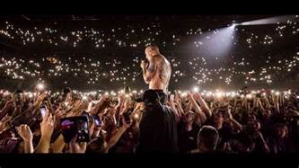 lights and more linkin park one more light live
