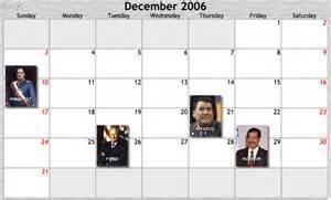 December 2006 Calendar Iig Billy Meier Wwiii Prophecy Deconstruction