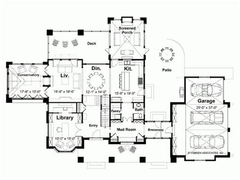 floor plans with mudroom mud room breezeway kitchen conservatory and laundry