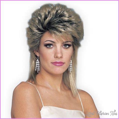 1980s Hairstyles for Women   LatestFashionTips.com