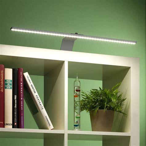 eclairage led bibliotheque lumi applique led 4w gris aluminium pour l 233 clairage de meuble
