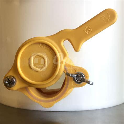 rubinetti in plastica secchiello in plastica alim da 25 kg con rubinetto