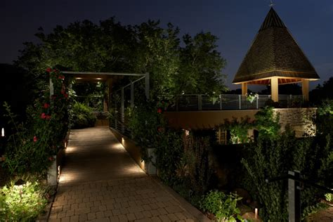 luminaire landscape lighting elliott bay landscape design inc portfolio light