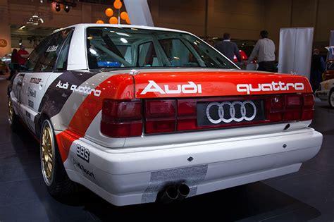 Audi V8 Dtm Motor by Foto Audi V8 Quattro Dtm Version 1990 V8 Motor 4