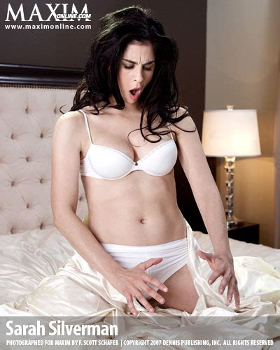 sarah silvermans hairy body jewpop