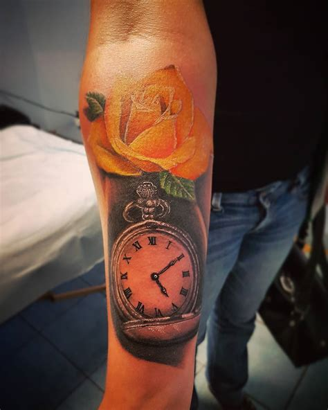 tattoo of us watch series 80 timeless pocket watch tattoo ideas a classic and