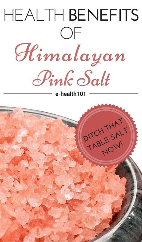 health benefits of himalayan salt l 25 best ideas about benefits of himalayan salt on