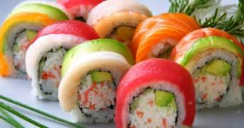 best types of sushi rolls list of the most delicious