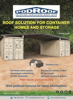 Adding Shipping Container To House - adding shed to shipping container cargo container barn