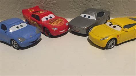 cars 3 sally mattel pixar cars 3 lightning mcqueen sally 2 pack